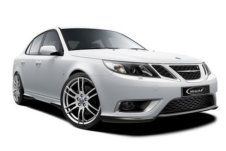 Saab 9 3 by Hirsch Performance Saab 9 3 Hirsch Performance