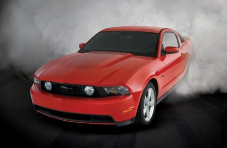 Roush presents two 540hp Mustangs roush mustang 2