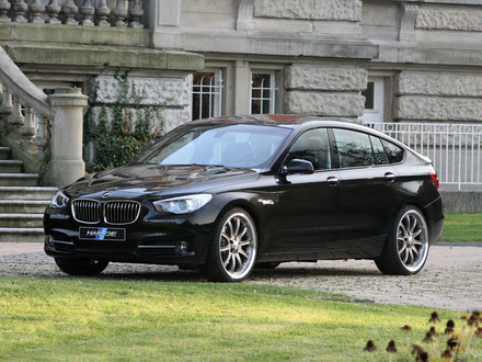 Bmw 5 Series Gt. Hartge BMW 5 series Gran