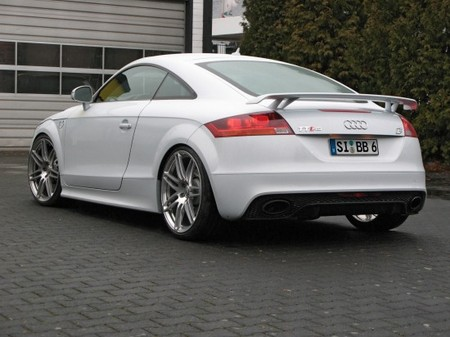 450hp Audi TT RS by B&B bb audi tt rs 2