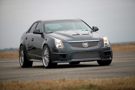 Cadillac CTS V by Hennessey  hennessey cadillac cts v