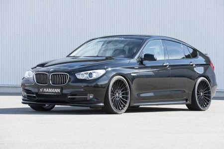 Hamann styling kit for BMW 5 series Gran Turismo hamann 5 series gt 1