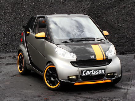 2011 Smart Fortwo by Carlsson carlsson smart fortwo 1