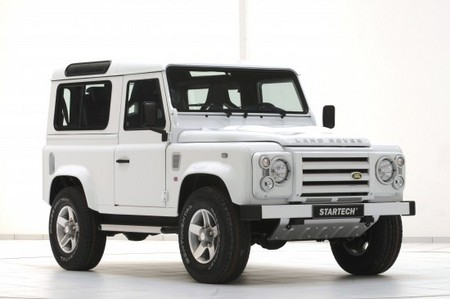 Startech Land Rover Defender Yachting startech defender yachting 1