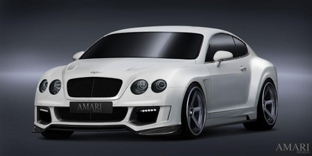 Amari Bentley Continental GT Amari Design Bentley Continental GT 1