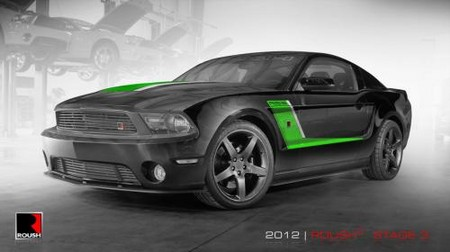 2012 Roush Mustang Stage 3  2012 ROUSH Stage 3 Mustang 11