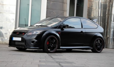 Anderson Germany Ford Focus RS anderson focus black 2