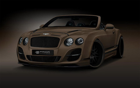 Bentley Continental GTC by Prior Design Prior Design Bentley Continental GTC