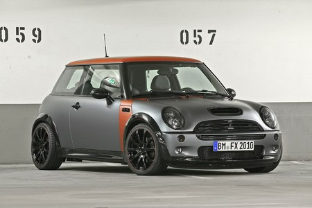 MINI R53 CoverEFX CoverEFX MINI Cooper R35 1