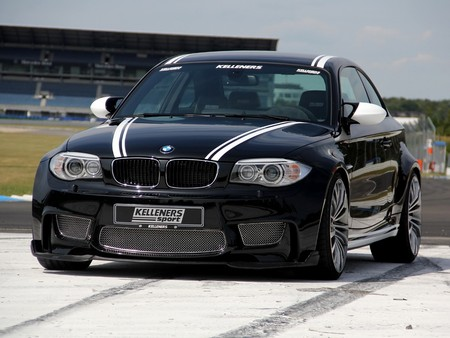 BMW 1 Series M Coupe By Kelleners Sport Kelleners Sport BMW 1M Coupe 2
