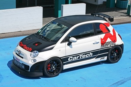CarTech Abarth 500 cartech coppa 2