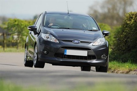 Ford Fiesta Zetec by Superchips Fiesta Zetec
