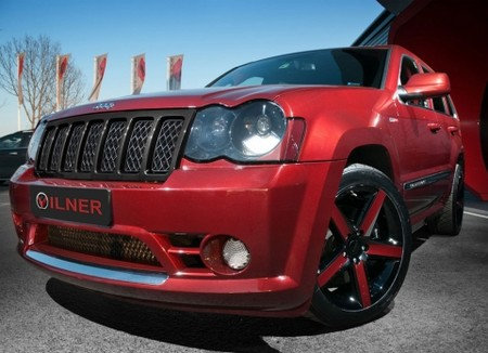 Vilner Jeep Grand Cherokee SRT8 Vilner Jeep Grand Cherokee