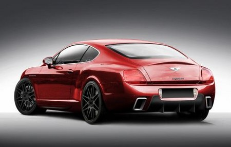 Bentley Continental GT by Imperium imperium gt