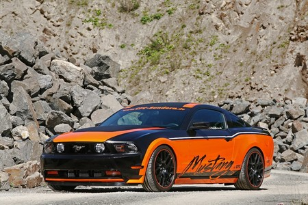 Ford Mustang by Design World Design World Ford Mustang 1