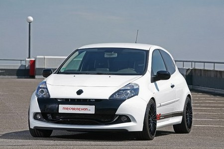 Renault Clio RS by MR Car Design Renault Clio RS MR 1