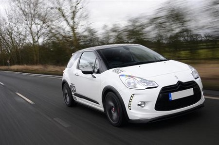 Citroen DS3 Racing by Superchips Suerchips Citroen DS3 Racing