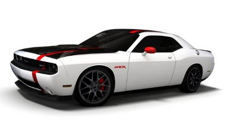 Dodge Challenger ACR   SEMA 2011 challeng