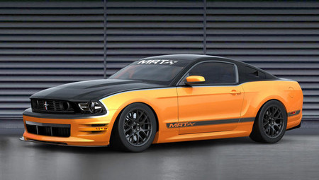 Ford Mustang by MRT Performance mustang sema 4