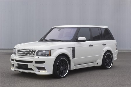 Range Rover Vogue Supercharger by Hamann Hamann Range Rover V8 2