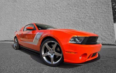ROUSH Stage 3 Premier Edition Mustang  ROUSH Stage 3 Premier Edition Mustang