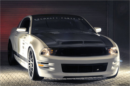 Ford Mustang GT Velocity Edition  Ford Mustang GT Velocity Edition