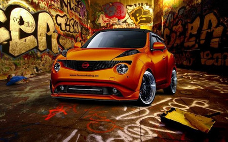 Fox Marketing Nissan Juke Fox Marketing Nissan Juke S 1