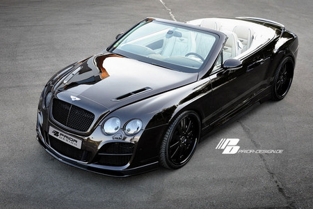Prior Deisgn Bentley GTC Aero Kit aeroprior