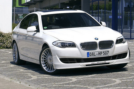 Alpina B5 Upgraded BMW Alpina B5 Biturbo 1