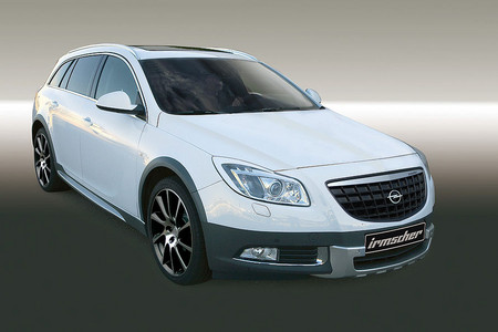 Irmscher Opel Insignia Cross4 Irmscher