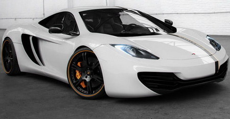 Wheelsandmore McLaren MP4 12C  Wheelsandmore McLaren MP4 12C