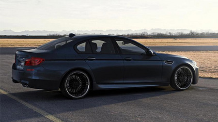 640hp G Power BMW M5 gpower 2012 bmw f10 m5