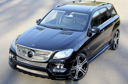 Carlsson Mercedes ML Diesel Carlsson ML CD35