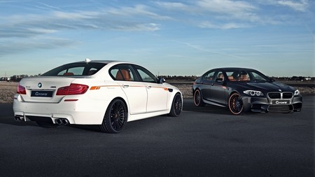 G Power M5 F10 G Power BMW M5 1