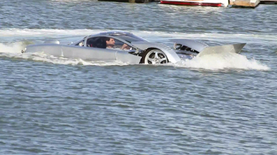 The Fastest Amphibious Car in the World? sea lion